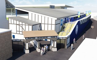 Portsmouth: Four-year plan for Fratton Park