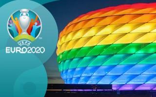 Euro 2020: As UEFA bans rainbow illumination, other stadiums do it