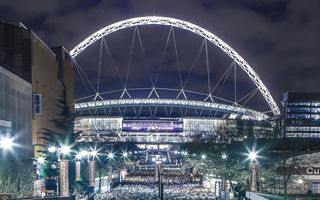 Wembley's capacity increase boosts England's chances
