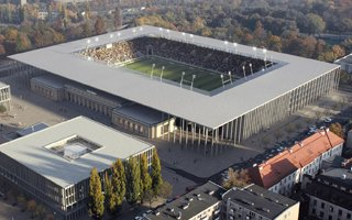 Warsaw: Polonia's stadium plan goes forward
