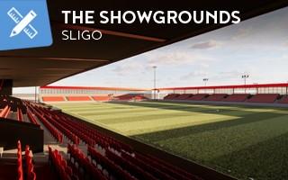 New design: New Sligo Rovers' stadium for club's centenary?