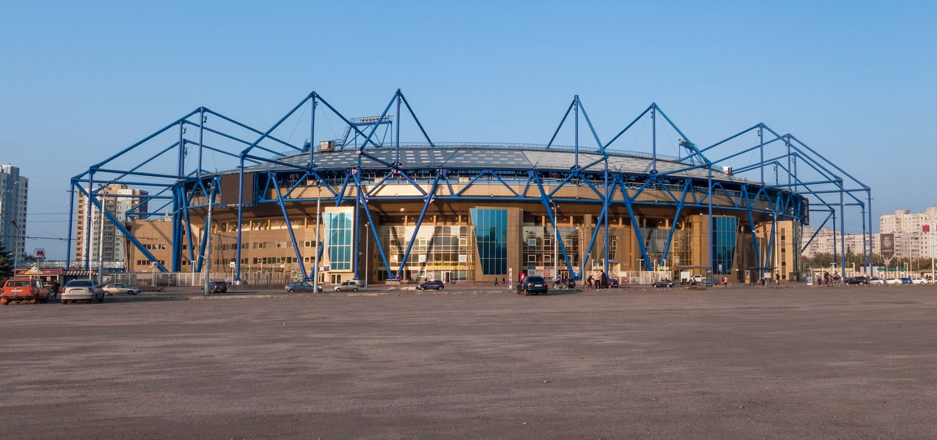 Stadion Metalist, Charków