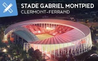 New design: Newbies adapting stadium to Ligue 1