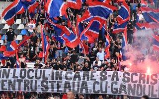 Bucharest: Steaua lands home