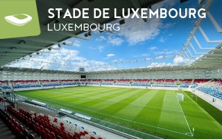 New stadium: Jewellery box from Luxembourg completed