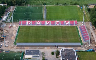 Poland: Raków's everlasting stadium curse