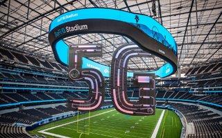 Technology: 5G revolution offers unique stadium possibilities