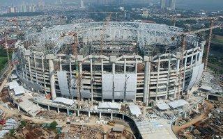 Jakarta: 100 weeks of construction, toughest part done