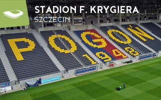 New stadium: Stadion Floriana Krygiera for the second time