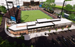 USL Championship: New stadium for Rhode Island in 2023?
