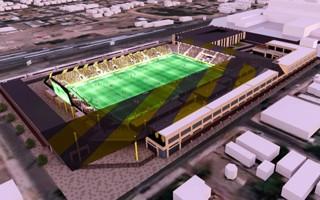 New Mexico: Feasibility study for United stadium in Albuquerque