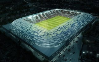 Belfast: Approval given to Casement Park reconstruction
