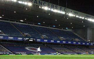 Rangers boost stadium before welcoming crowds again