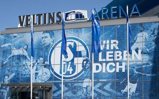 Gelsenkirchen: 20 years since inauguration of Veltins Arena!