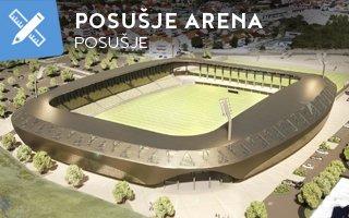New design: Flying saucer to land in Bosnian Posušje?