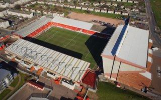 Scotland: Beachfront stadium location proposed in Aberdeen