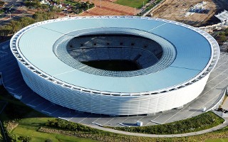 Cape Town Stadium now hosting football, rugby and racing