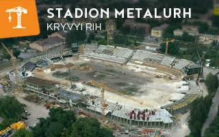New construction: Major changes at the heart of Ukraine