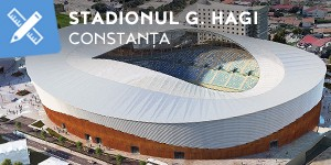 New design: Ship-shaped stadium for Gheorghe Hagi's club