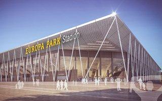 Germany: Freiburg stadium lands naming rights before opening