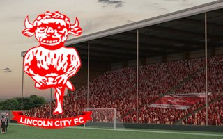 England: Fans to crowdfund Lincoln City stadium's expansion