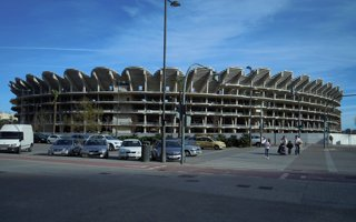 Spain: Completion of Valencia's stadium again on the horizon