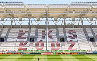 Poland: Seating layout revealed for ŁKS stadium