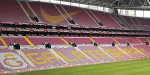 Istanbul: Galatasaray upgrading Türk Telekom Stadium