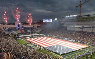 Can NASCAR take over the L.A. Coliseum?