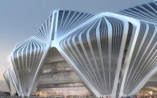 China: Super stadium still alive despite Evergrande debts