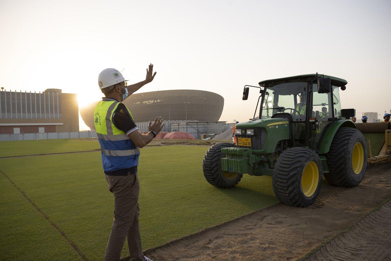 Lusail Iconic Stadium, Katar