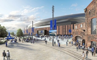 Liverpool: Everton's new stadium project could receive serious funding