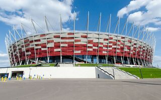 Warsaw: National Stadium extends its partnership with PGE
