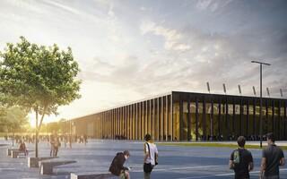 Poland: Stadium construction starts in Katowice