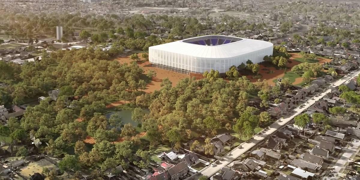 Belgium: Green light to the new Club Brugge stadium