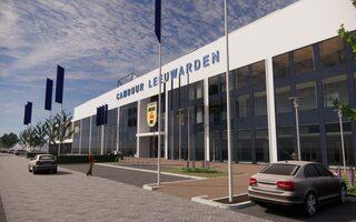 The Netherlands: Changes to Nieuw Cambuurstadion design