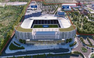 England: Stadium in Southend awaiting approval