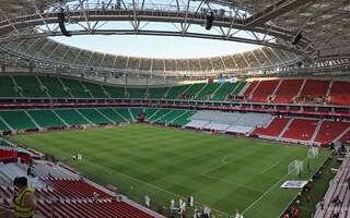 Qatar 2022: Al Thumama Stadium is finally open