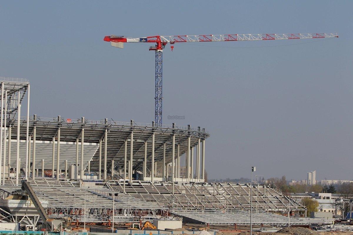construction stade bordeaux atlantique grand stade de bordeaux. Black Bedroom Furniture Sets. Home Design Ideas