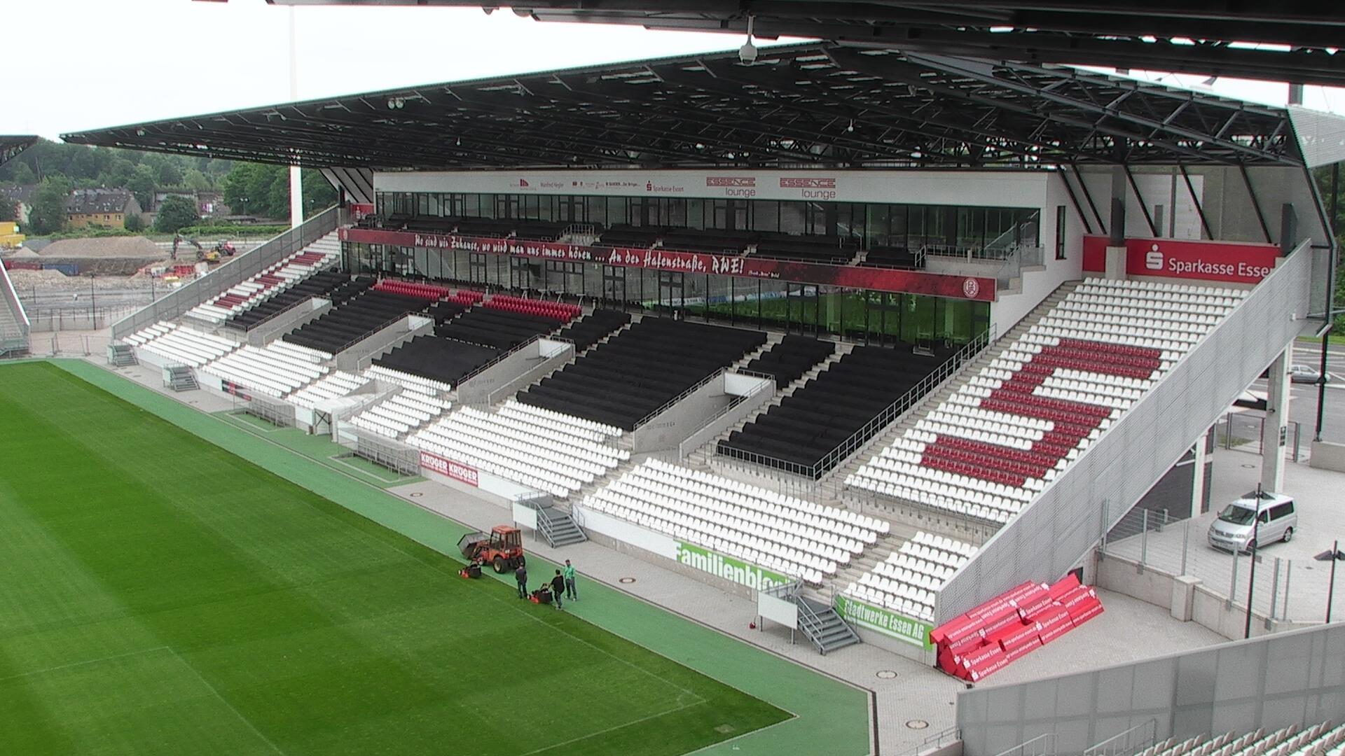 Stadion Essen Plan
