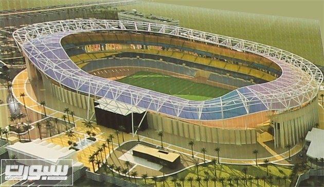 Design Abdullah Al Faisal Stadium Stadiumdb Com