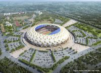 Adey Abeba National Stadium
