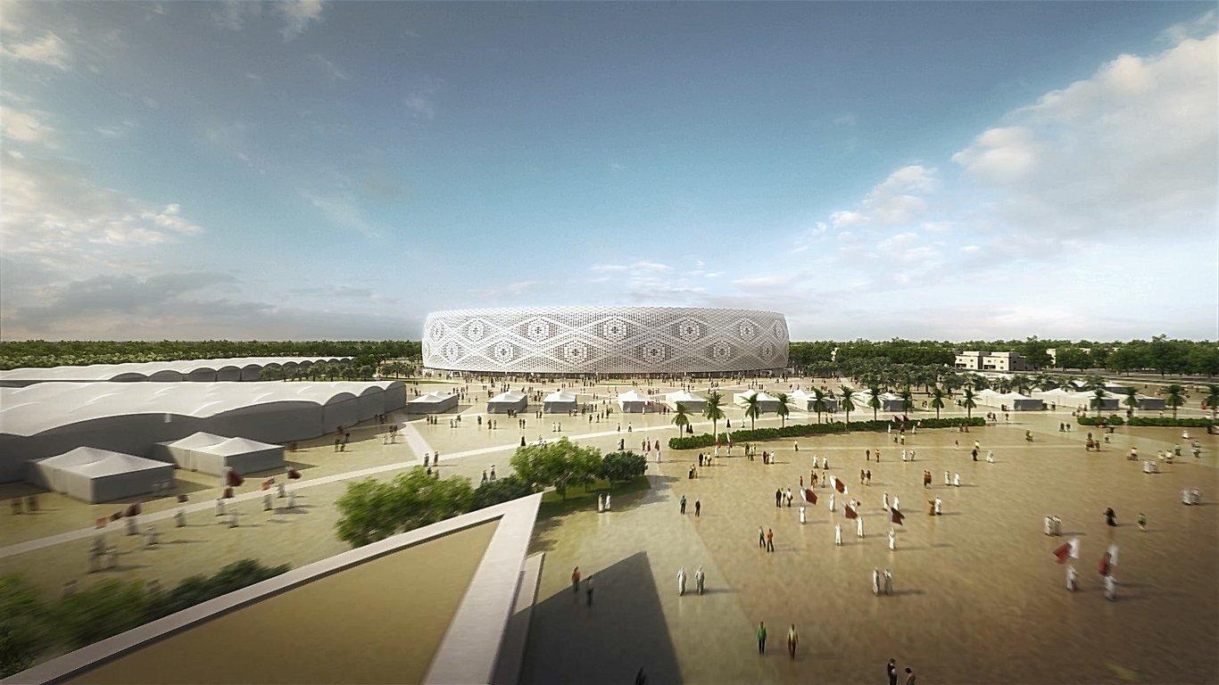 Design: Al Thumama Stadium - StadiumDB.com