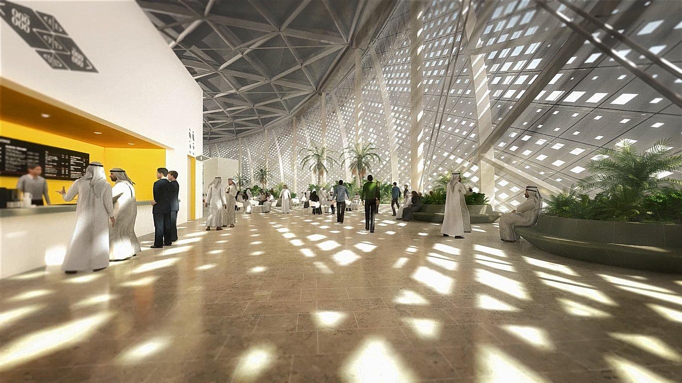 Design: Al Thumama Stadium – StadiumDB com