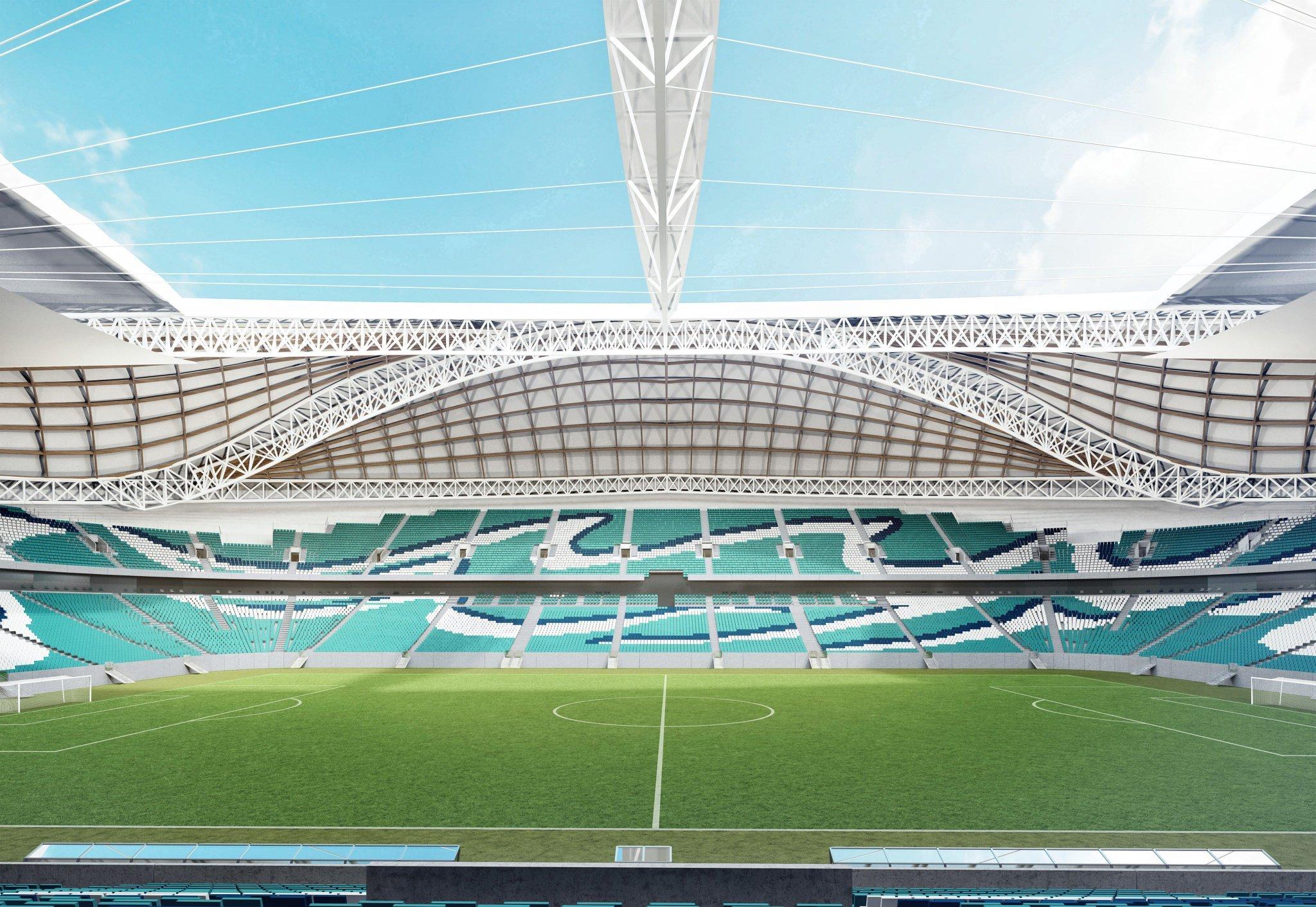 Design Al Wakrah Stadium Stadiumdb Com