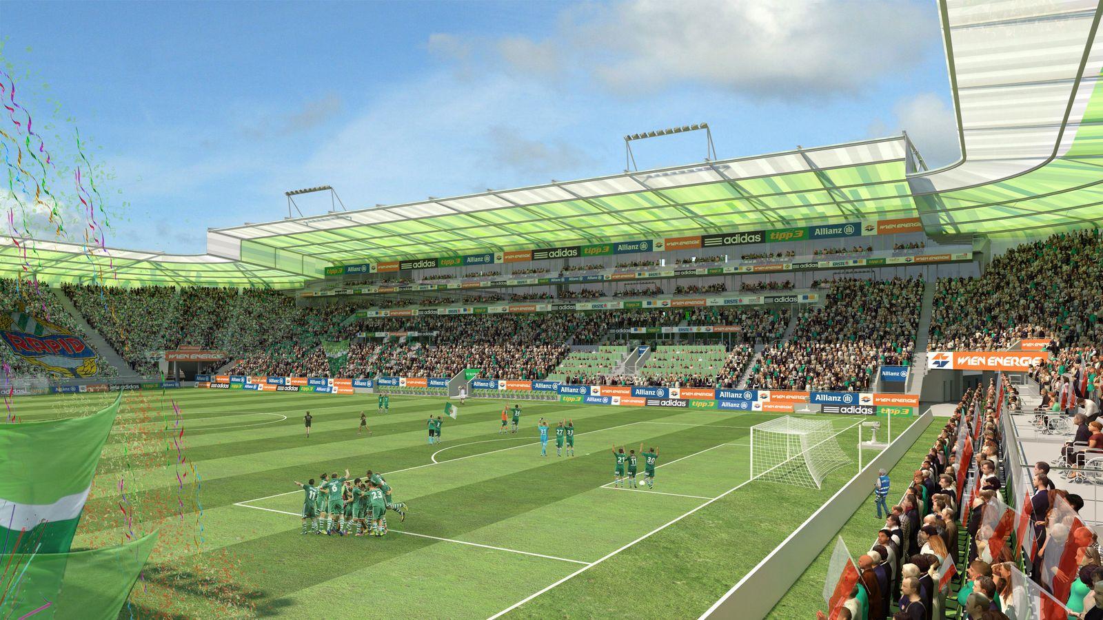 Design Allianz Stadion Stadiumdb Com