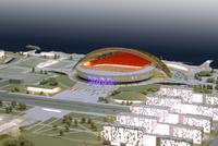 Arena Pobeda (Centralnyj Stadion Wołgograd, Stadion Rotor)