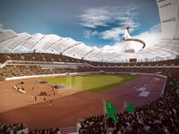 Ashgabat Olympic Stadium