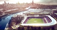 Lincoln Yards Stadium (Chicago North Side Stadium)