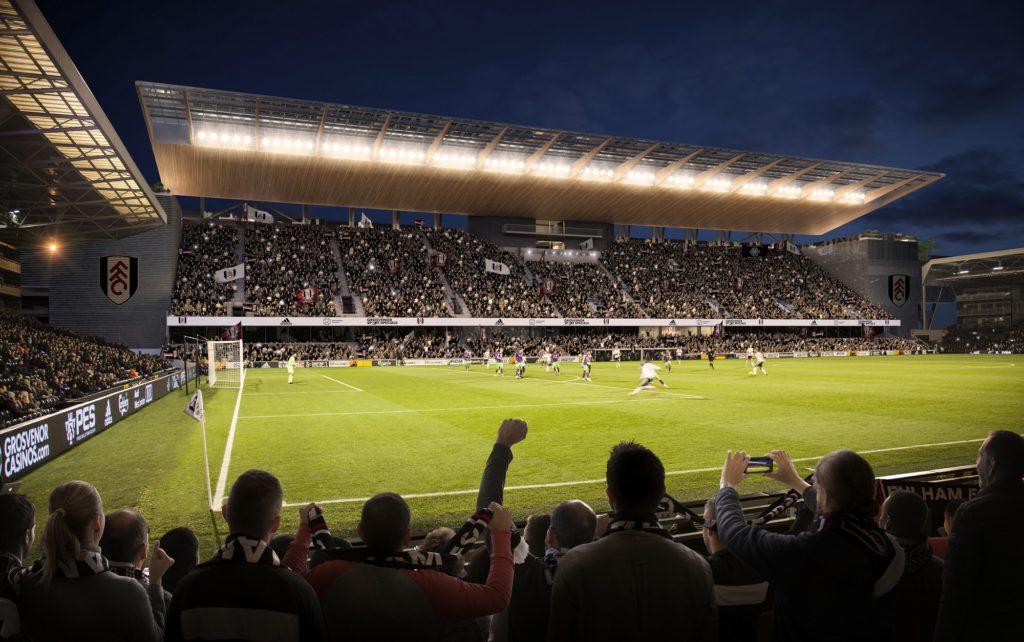 Design: Craven Cottage – StadiumDB.com